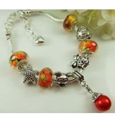 Hawaii med rød perle