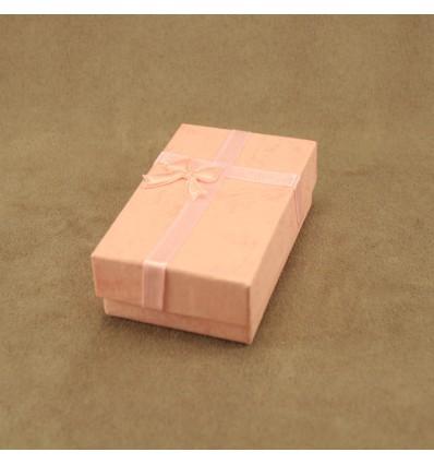Smykkeæske, lyserød