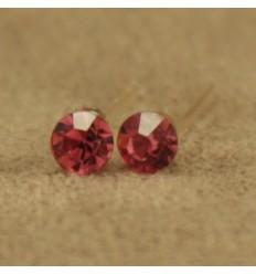 Labret med 3 mm kugle - Flere farver
