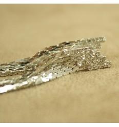 Love Ørestik, sølvfarvet