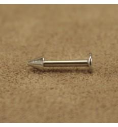 Labret med spike - 8 mm