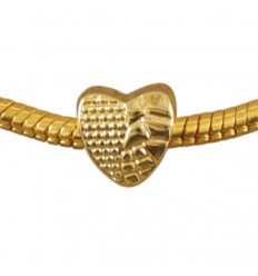 Dråbe sikkerhedskæde, guld