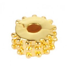 Gyldne prikker, klemmeled
