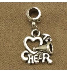 Vedhæng til charm - Cheer