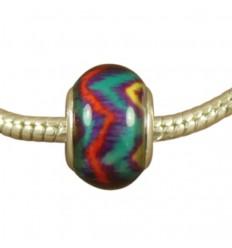 Løs ring 5 mm, rødguld farve