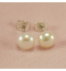 Perle ørestikkere