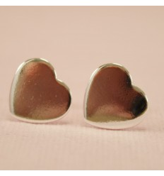 Ørestik med solidt hjerte