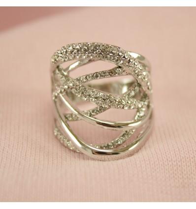 Flettet ring