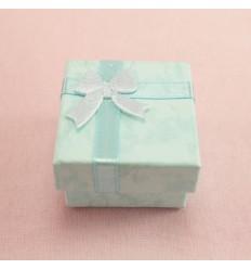 Lille gaveæske, lyseblå