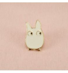 Uendeligheds ring med små zirkoner, sølvfarve