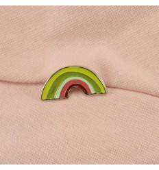 Halskæde med rund ring