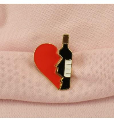 Broken heart, Broken Wine