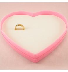 Hjerte æske til Ringe / Ørestikkere