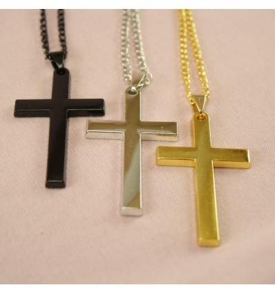 Kraftigt kors - 3 farver