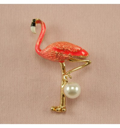 Den Smukke Flamingo