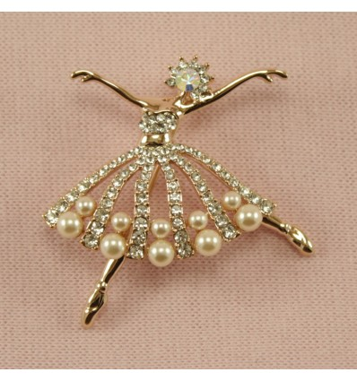 Dansende Ballerina