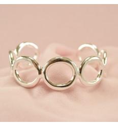 Armbånd med ovaler