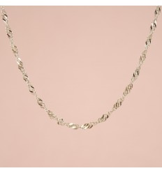 925 Sølvhalskæde, u. vedhæng