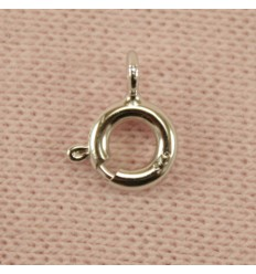 925 Cirkelås - 6mm