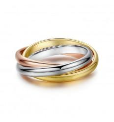 Trinity Ring, 3 mm