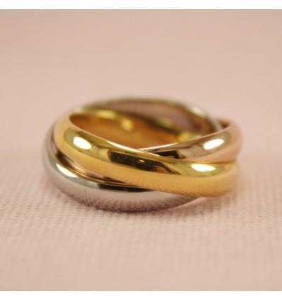 Trinity Ring, 4 mm