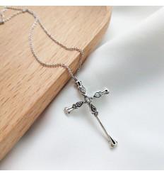 925 Detaljeret Kors