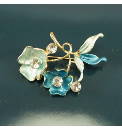 Smukke Blå Blomster