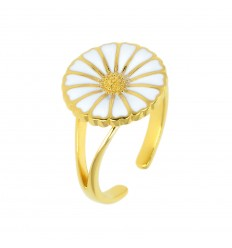 Klassisk Marguerit Ring