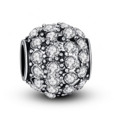 Klar krystalcharm i høj kvalitet