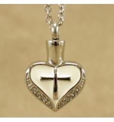 Hjerte med kors
