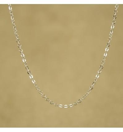 Tynd stålkæde 0,3 mm